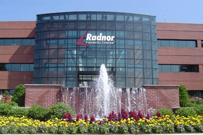Radnor building